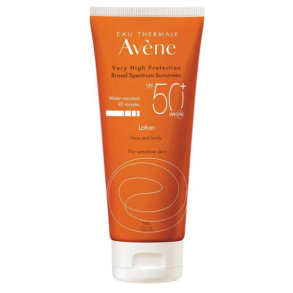 Avene Sunscreen Lotion Spf 50+ 100ml