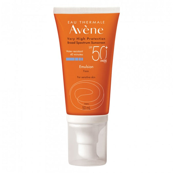 Avene Sunscreen Emulsion Spf 50+ 50ml