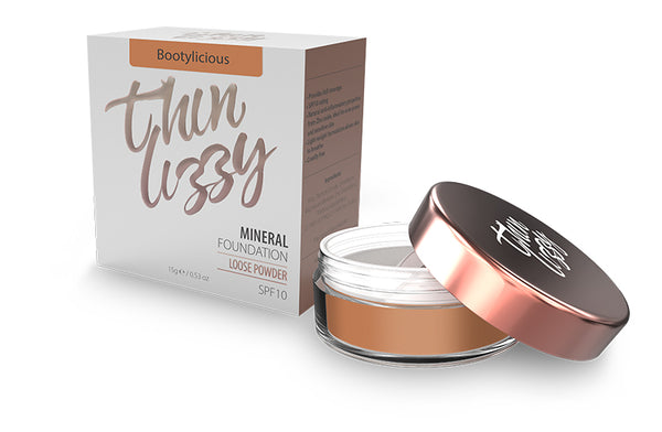 Thin Lizzy Loose Mineral Foundation Bootylicious