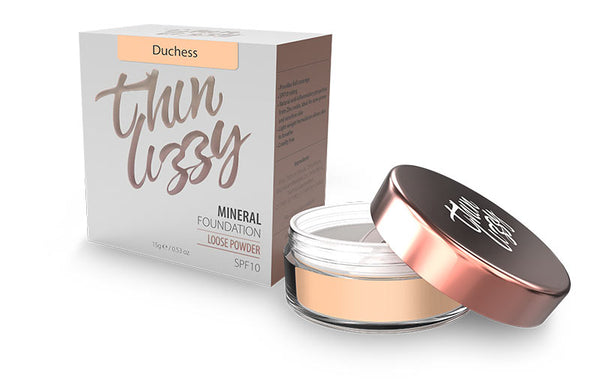 Thin Lizzy Loose Mineral Foundation Duchess