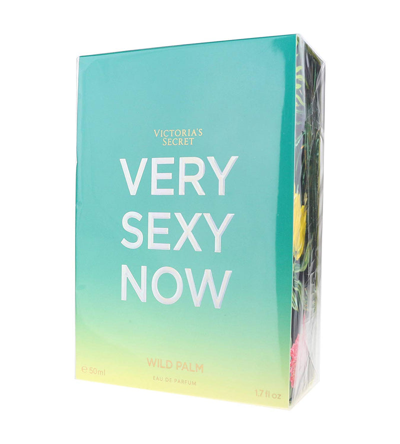 Victoria Secret Very Sexy  Now Wild Palm 50ml EDP