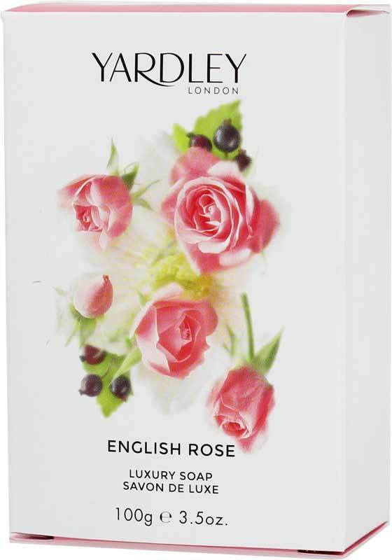 Yardley English Rose Soap 100G