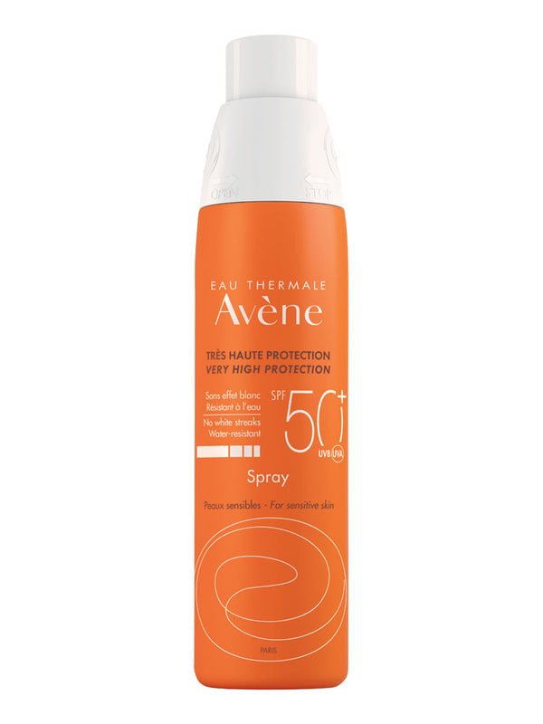 Avene Sunscreen Spray Spf 50+ 200ml