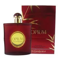 OPIUM 90ML EDT BY YSL FOR WOMEN