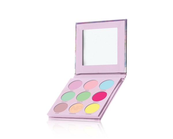 Napoleon Perdis Creator - Holographic Engineering Eye and Face Shadows Palette