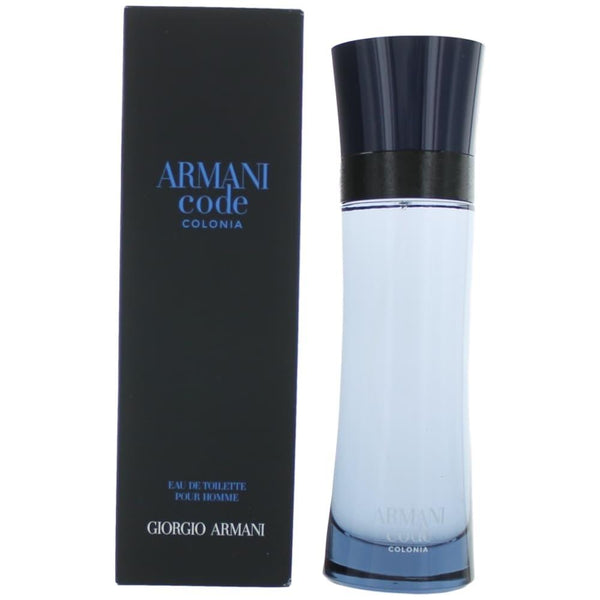 Armani Code Colonia 125ml Eau de Toilette