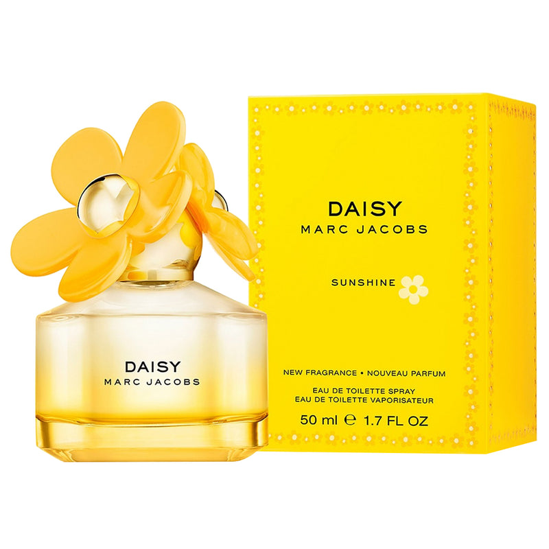 Marc Jacobs Daisy Sunshine 50ml Eau de Toilette