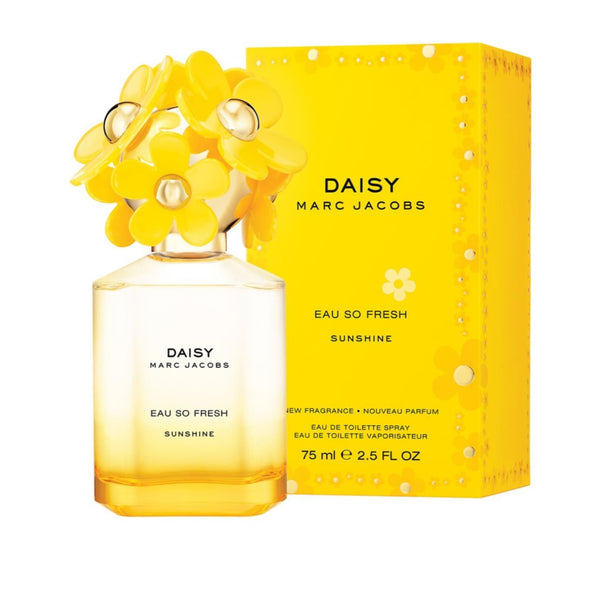 Marc Jacobs Daisy So Fresh Sunshine 75ml Eau de Toilette