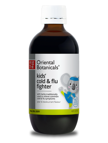Oriental Botanic Kids' Cold & Flu Fighter
