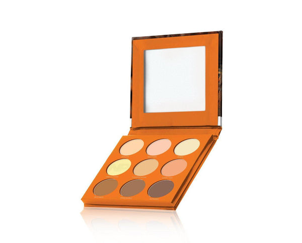 Napoleon Perdis Operator - Contour Engineering Eye and Face Shadows Palette