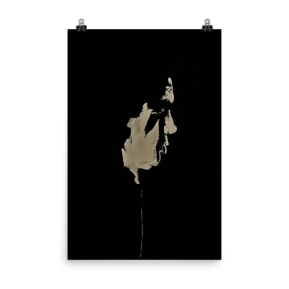 """The Art Of Darkness"" Art Poster Home Decor"