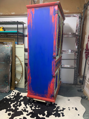 painted furniture art