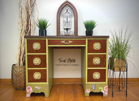 Texas Gypsy Style ~ Boho Painted Furniture
