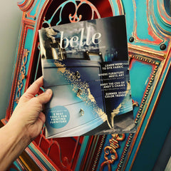 Texas Gypsy Style, Belle Magazine Feature