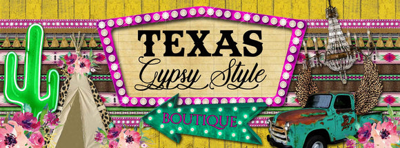 Texas Gypsy Style Womens Clothing Online Boutique