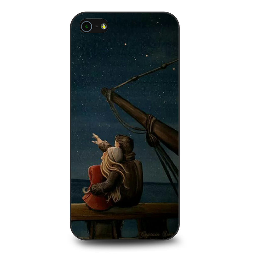 Captain Swan iPhone 5/5s/SE case