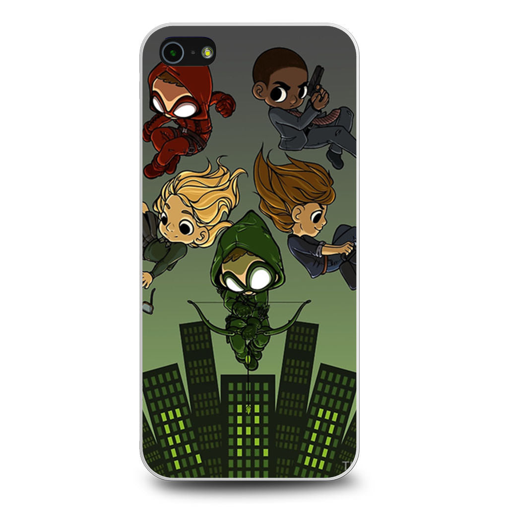 Arrow Thea Queen iPhone 5/5s/SE case