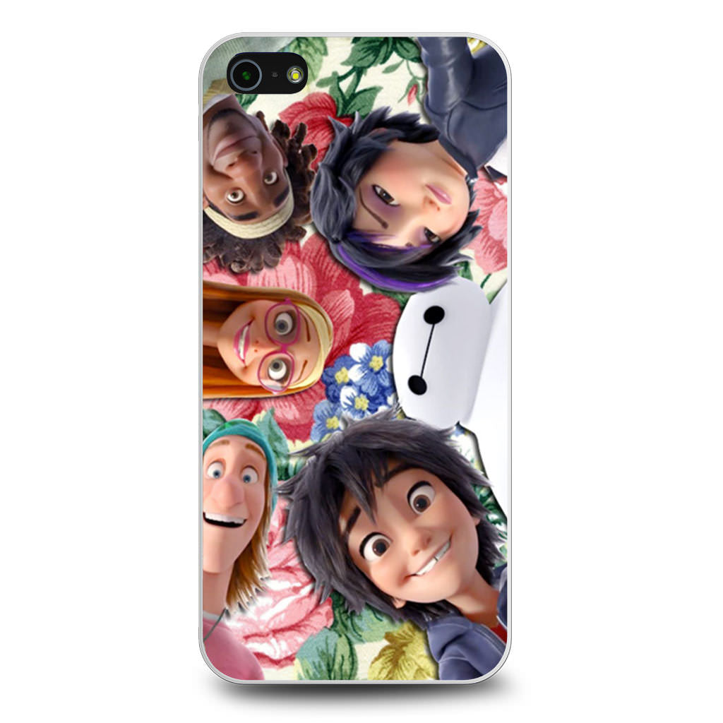 Big Hero 6 Selfie iPhone 5/5s/SE case