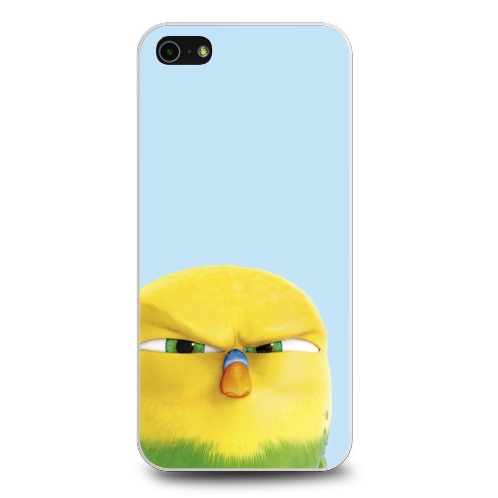 Bird From Secret Life Of Pets iPhone 5/5s/SE case