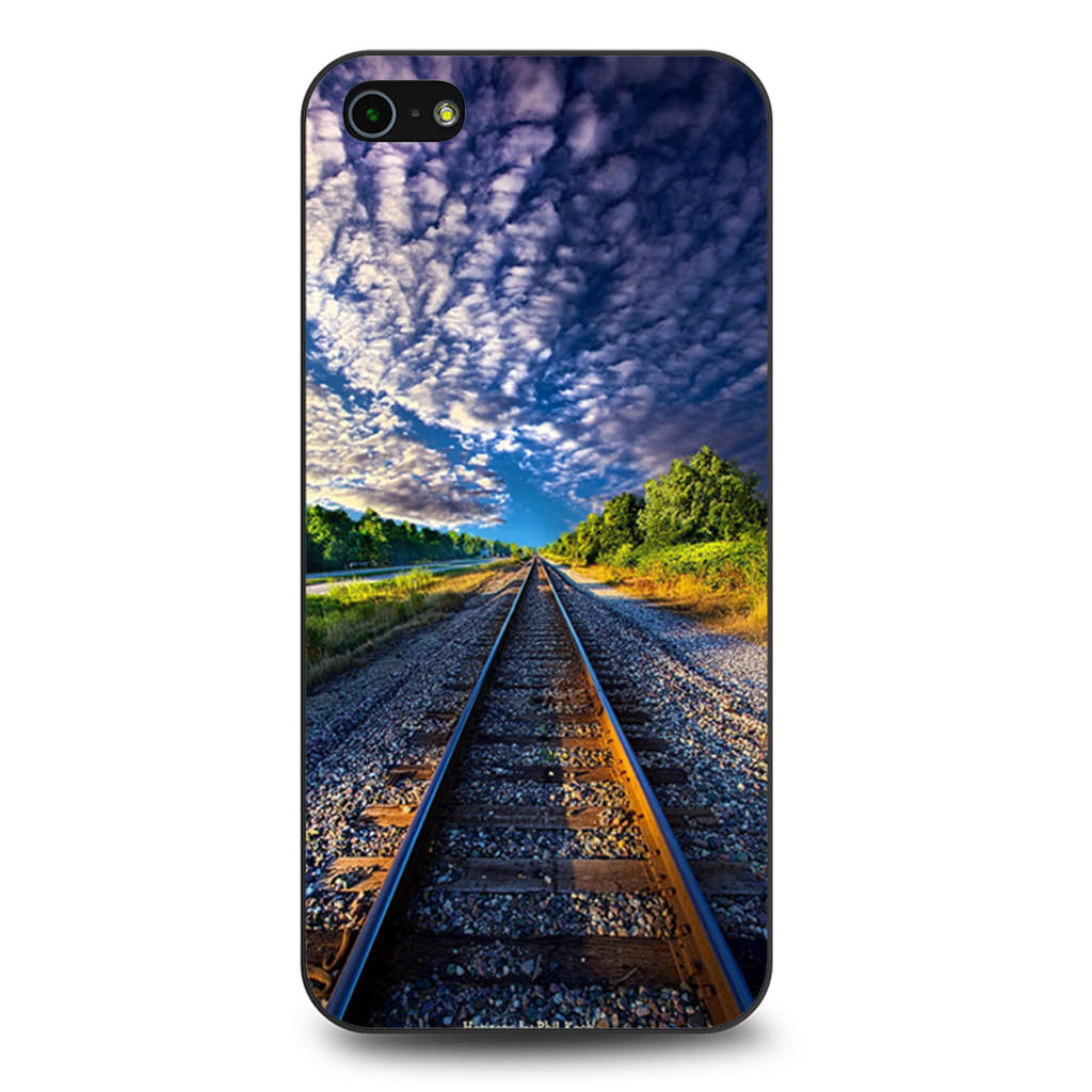 All The Way Home iPhone 5/5s/SE case