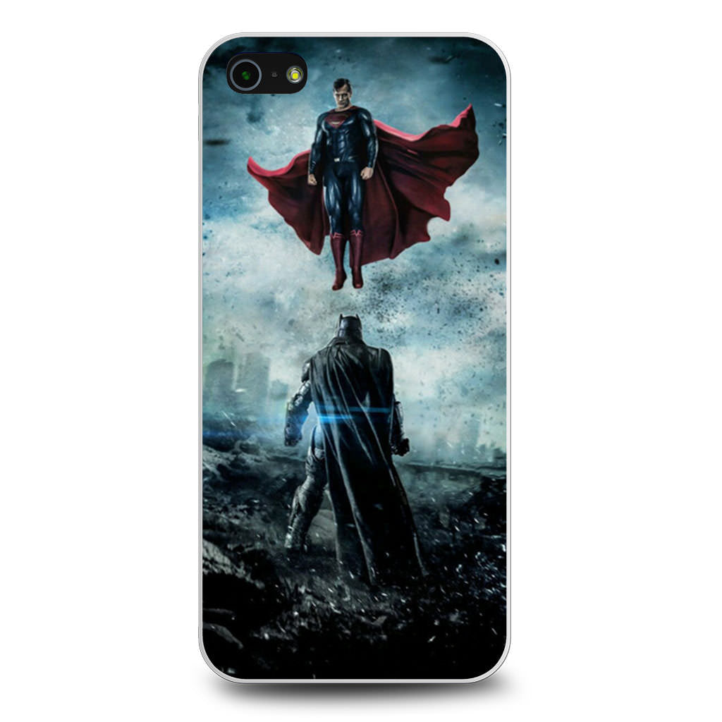 Batman Vs Superman - Dawn Of Justice iPhone 5/5s/SE case