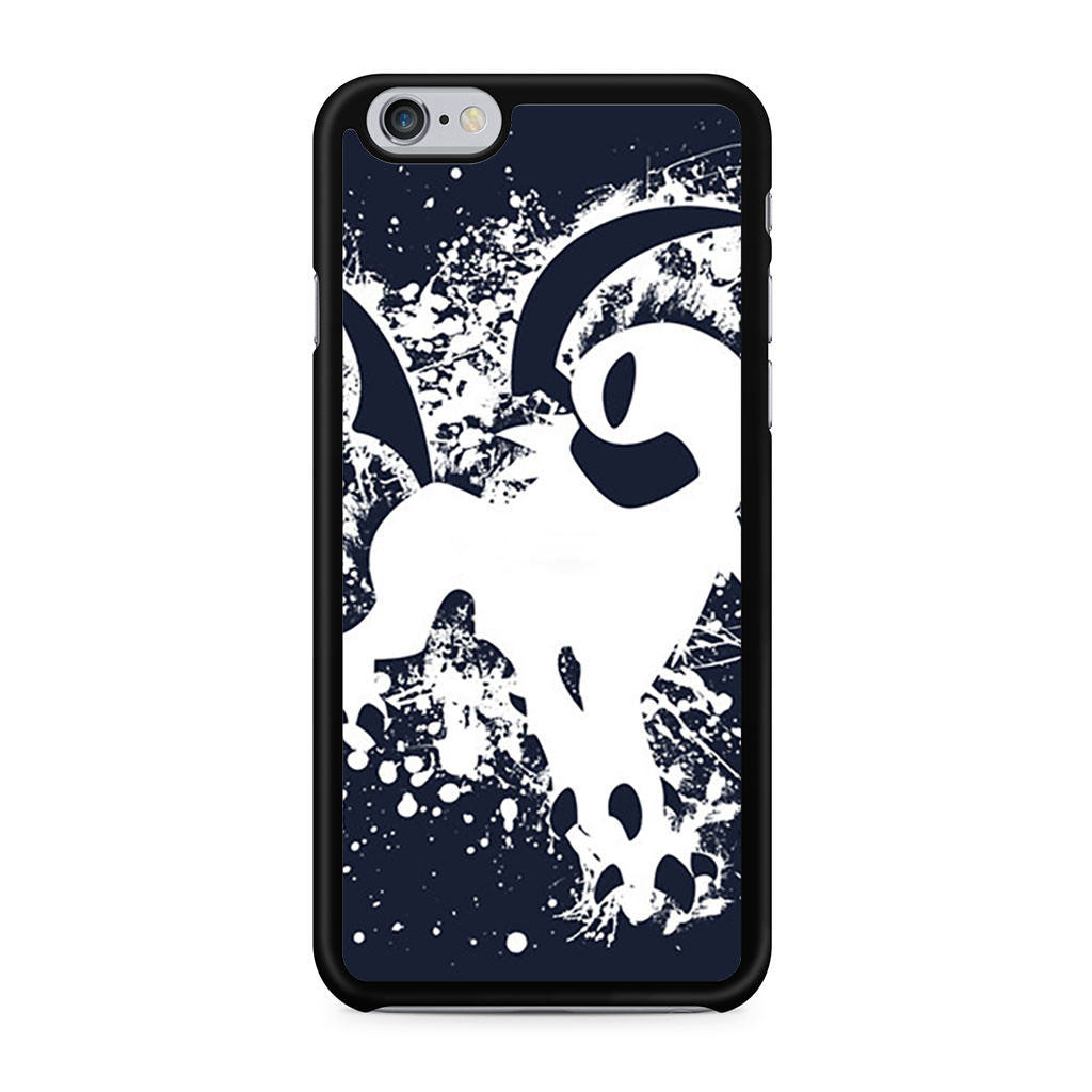 Absol Pokemon iPhone 6/6s case