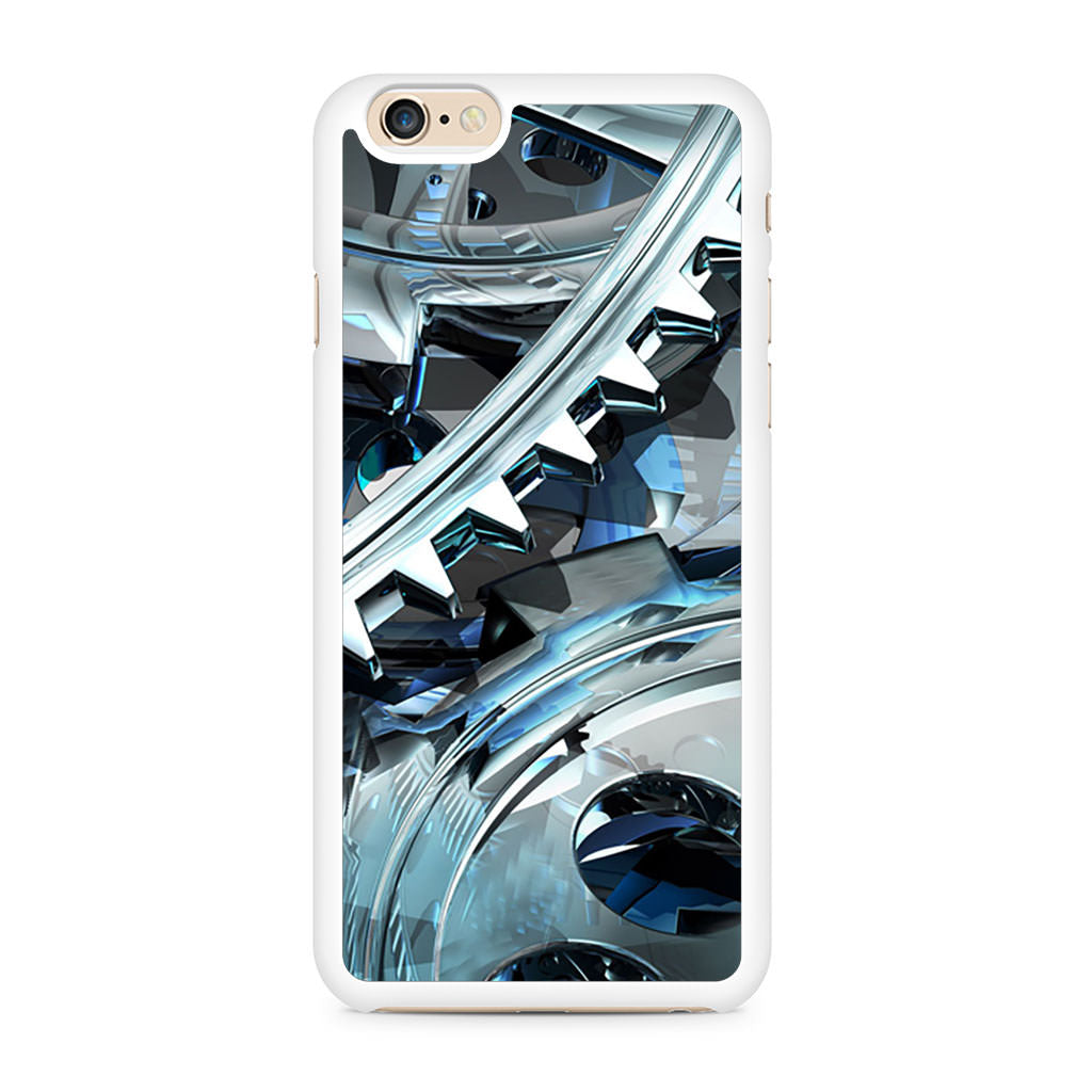 3D Cool Wheel Gear iPhone 6/6s case
