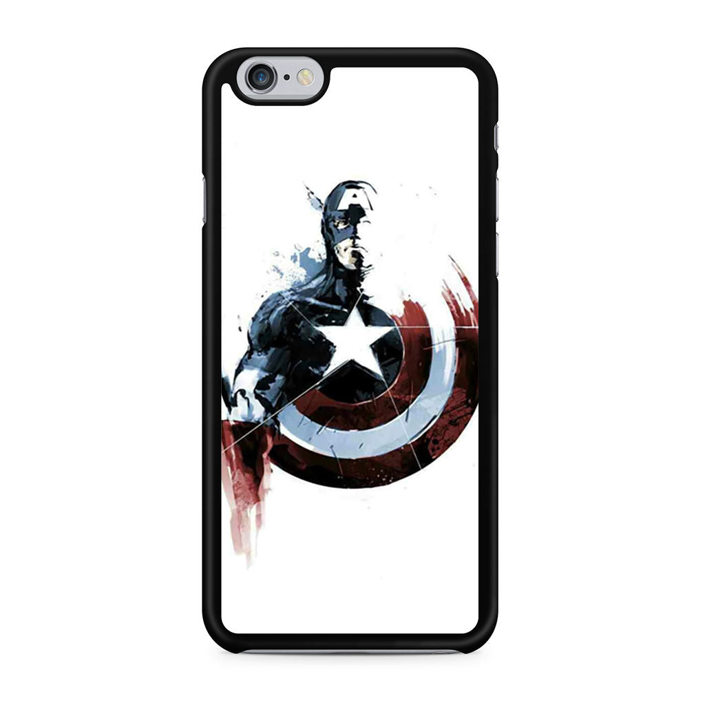 Captain America Painting iPhone 6/6s case