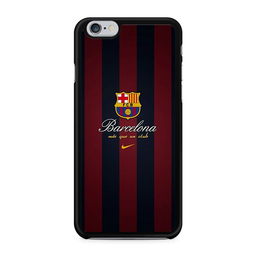 Barcelona Fc Football Club Logo iPhone 6/6s case