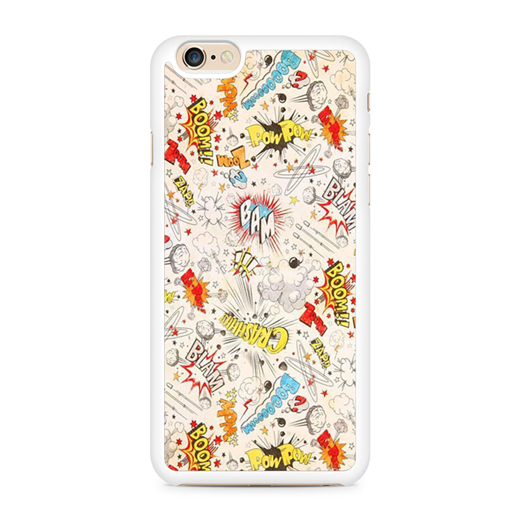 Comics Effects iPhone 6/6s case