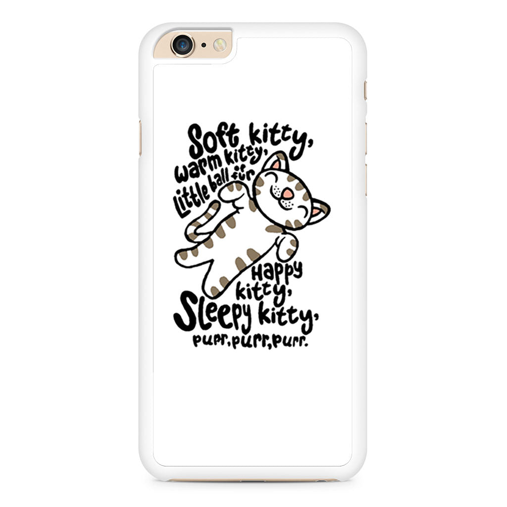 Big Bang Soft Kitty iPhone 6 Plus / 6s Plus case