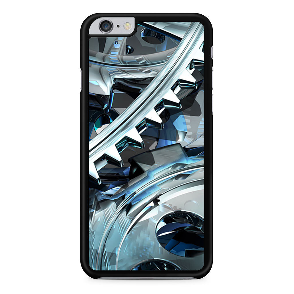 3D Cool Wheel Gear iPhone 6 Plus / 6s Plus case