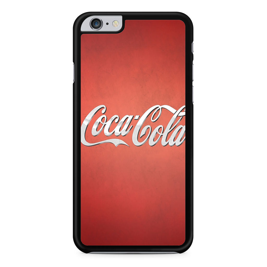 Coca Cola Logo iPhone 6 Plus / 6s Plus case