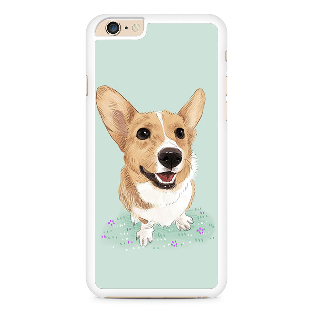 Cute Corgi iPhone 6 Plus / 6s Plus case