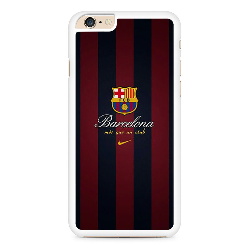 Barcelona Fc Football Club Logo iPhone 6 Plus / 6s Plus case