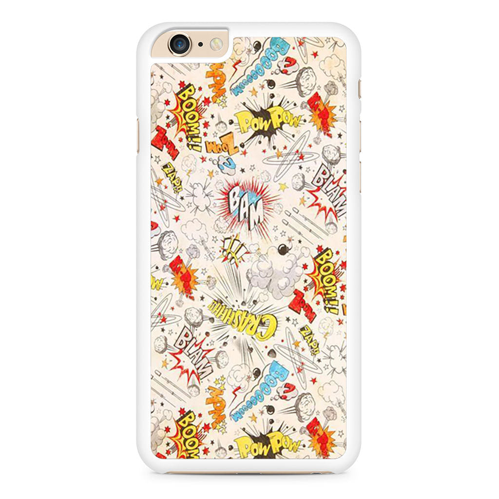 Comics Effects iPhone 6 Plus / 6s Plus case