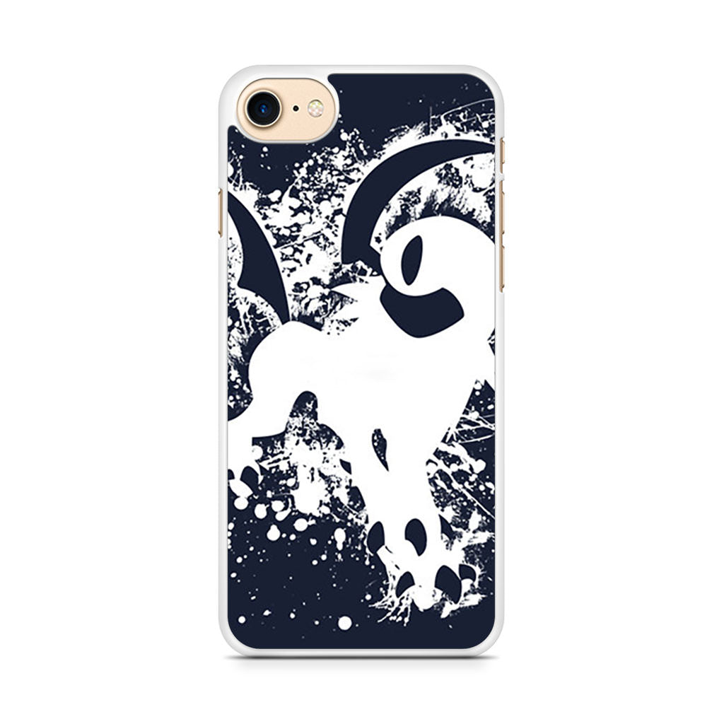 Absol Pokemon iPhone 7 case