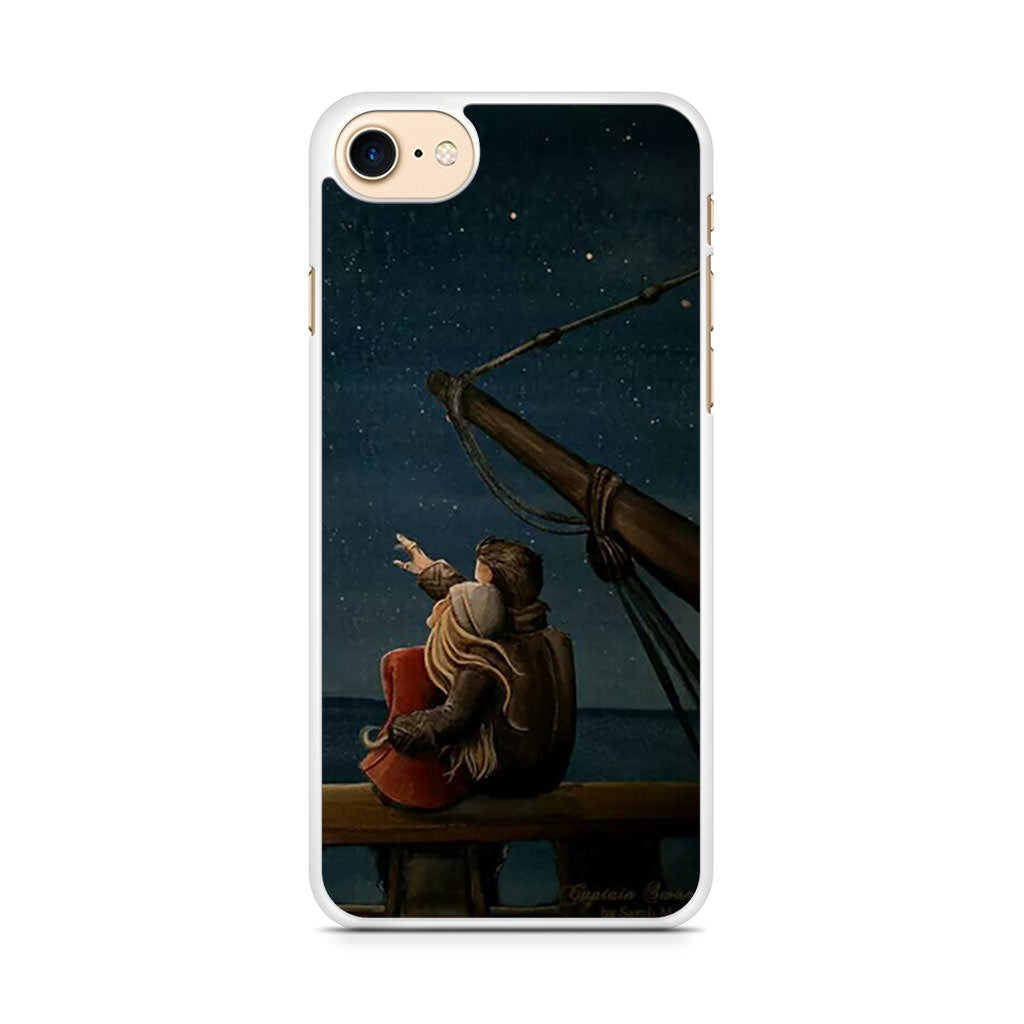Captain Swan iPhone 7 case