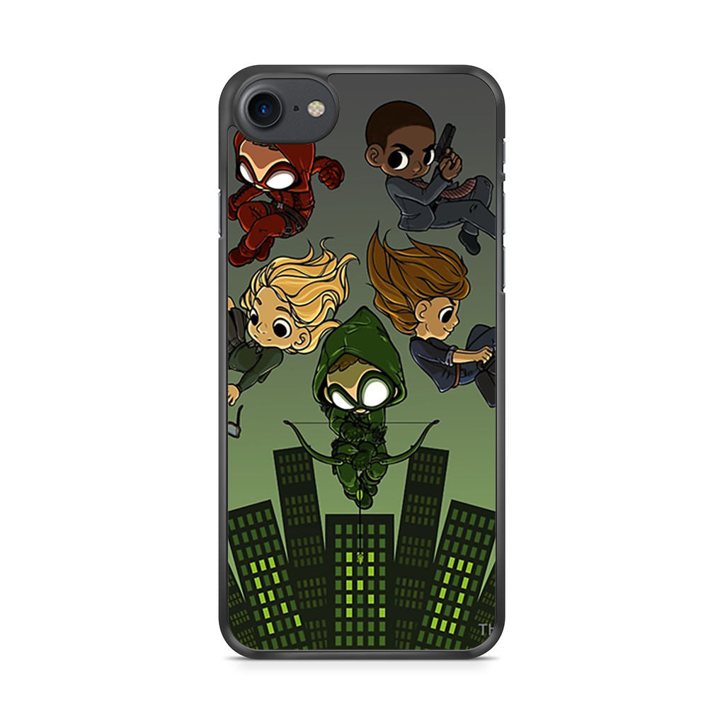 Arrow Thea Queen iPhone 7 case