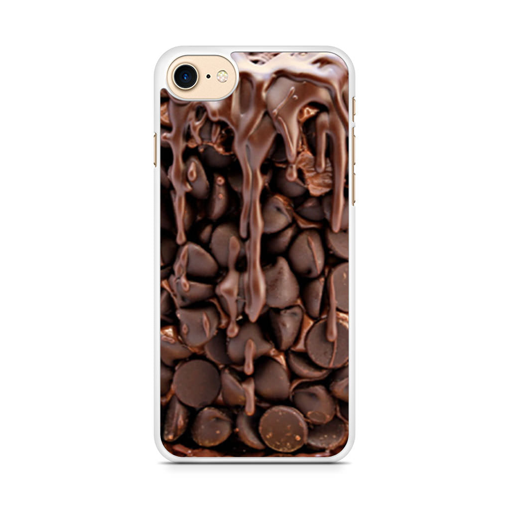 Chocolate Wasted Cake iPhone 7 case