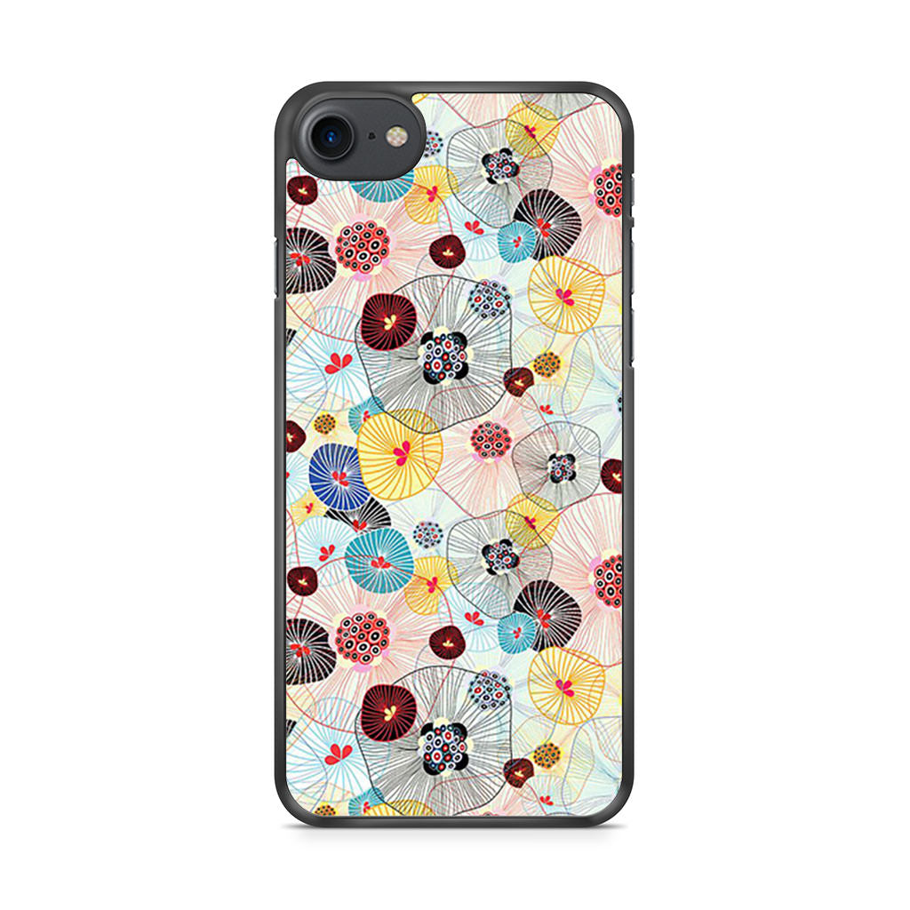 Abstract Cells iPhone 7 case