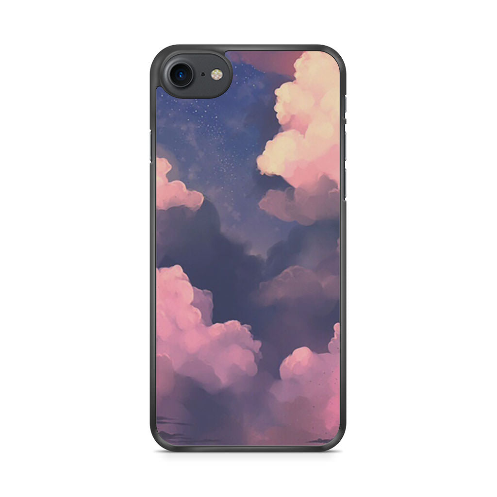 Cloud Watercolor iPhone 7 case
