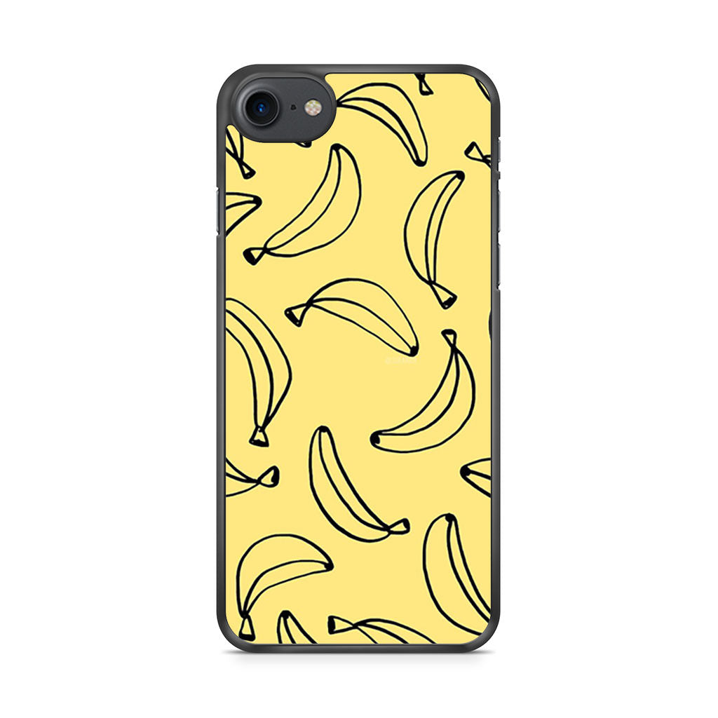 Bananas Yellow iPhone 7 case