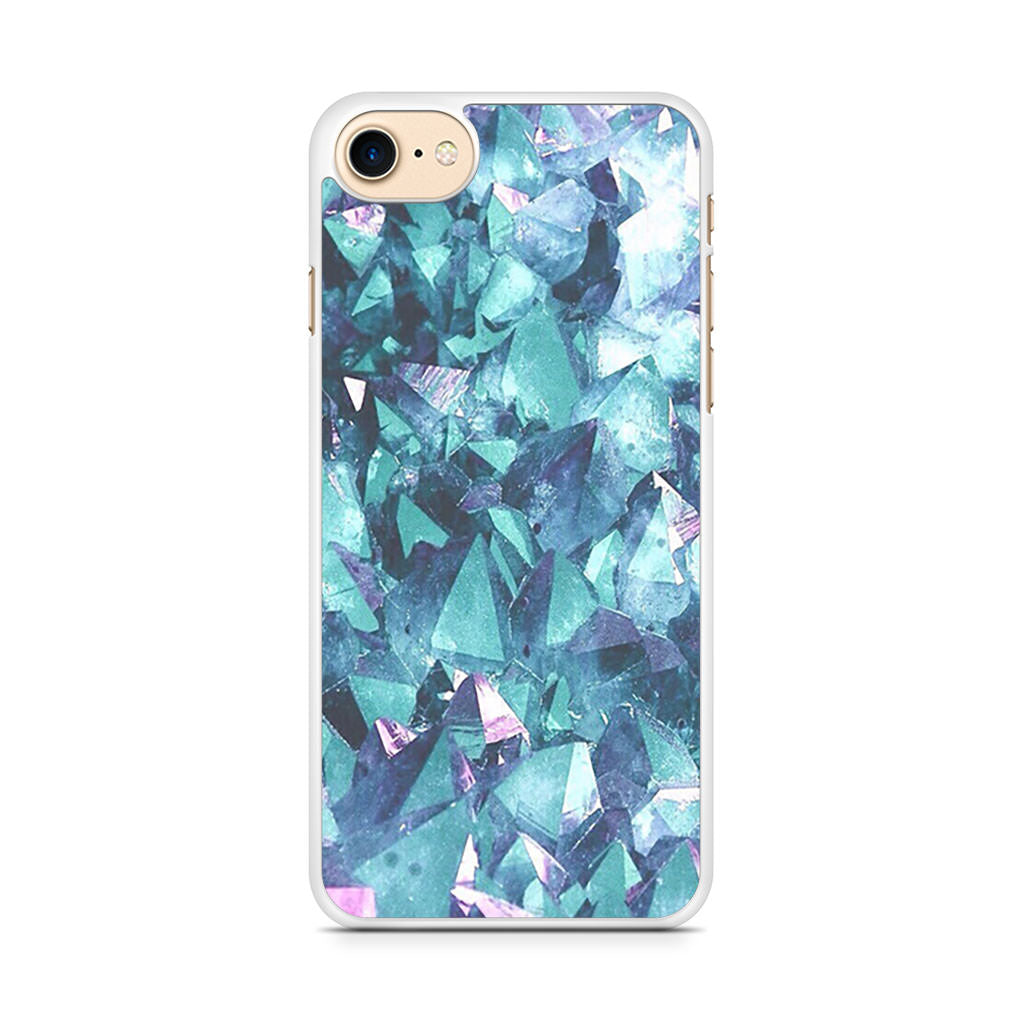 Crystal Purple iPhone 7 case
