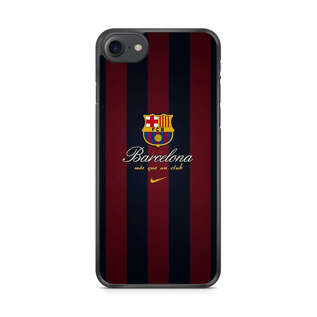 Barcelona Fc Football Club Logo iPhone 7 case