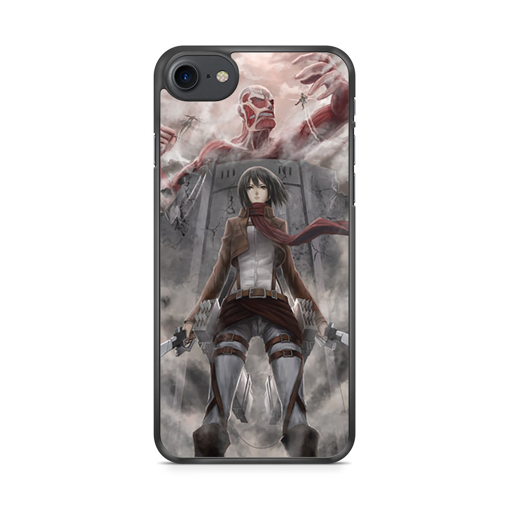 Attack On Titan Shingeki No Kyojin iPhone 7 case