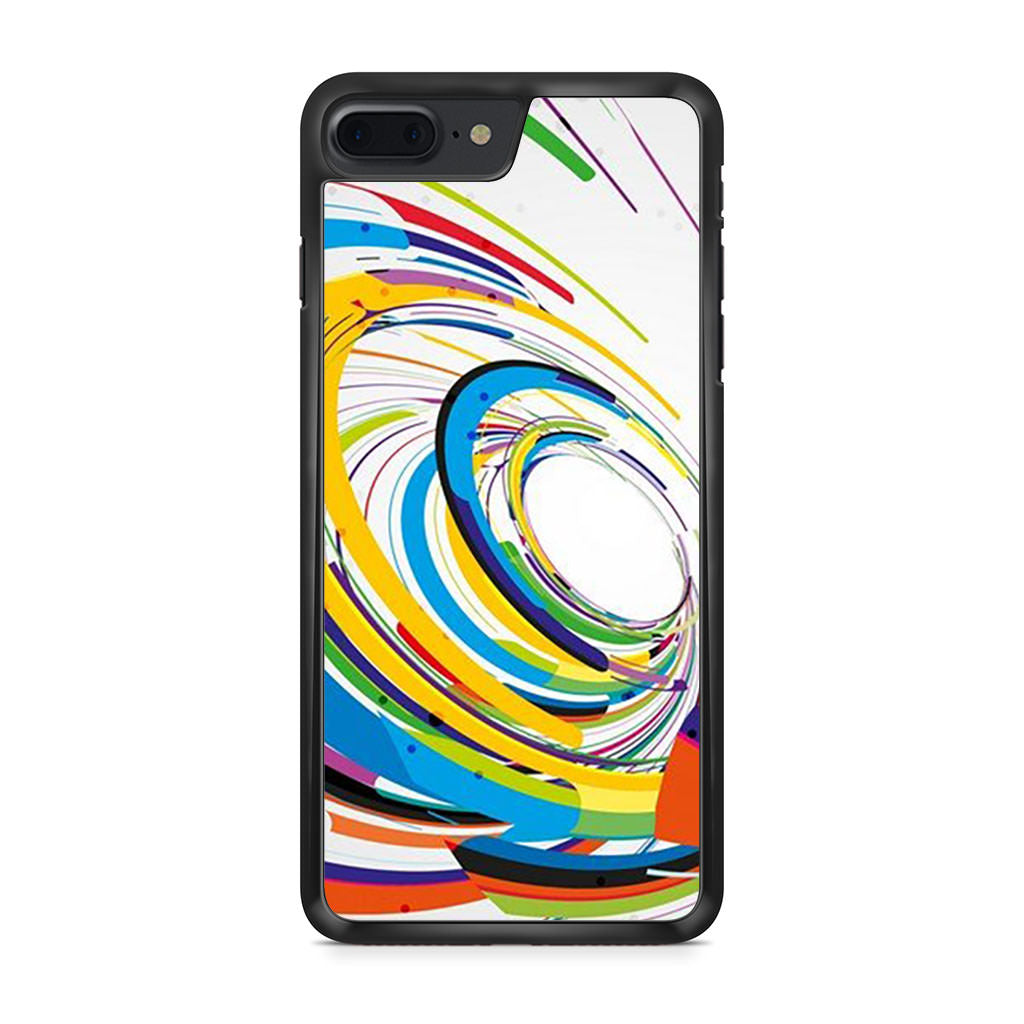 Abstract Shape iPhone 7 Plus case