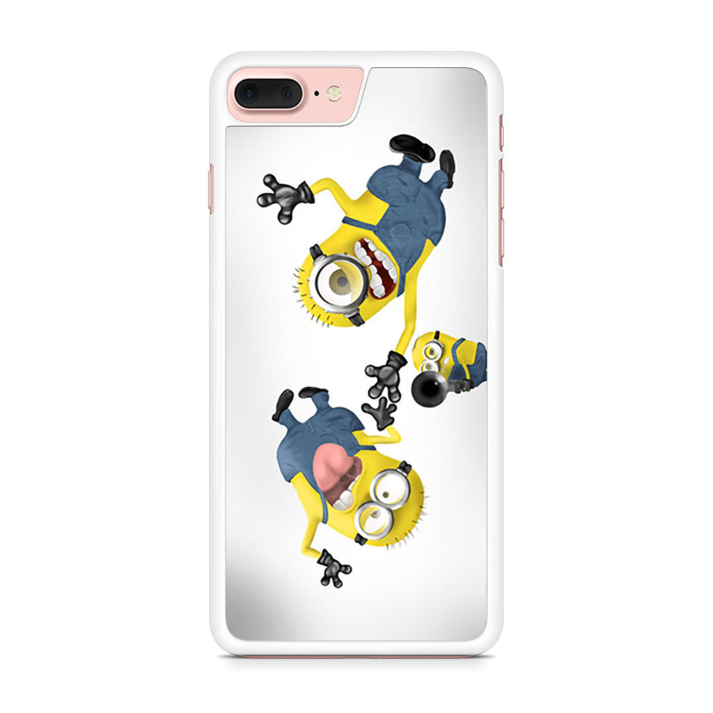 Despicable Me Funny Minion Fly iPhone 7 Plus case