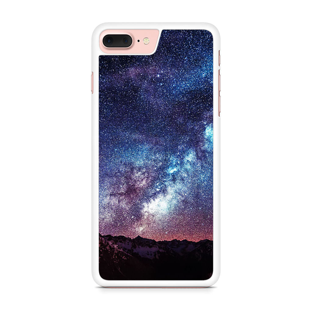 Amazing Milkyway Space iPhone 7 Plus case