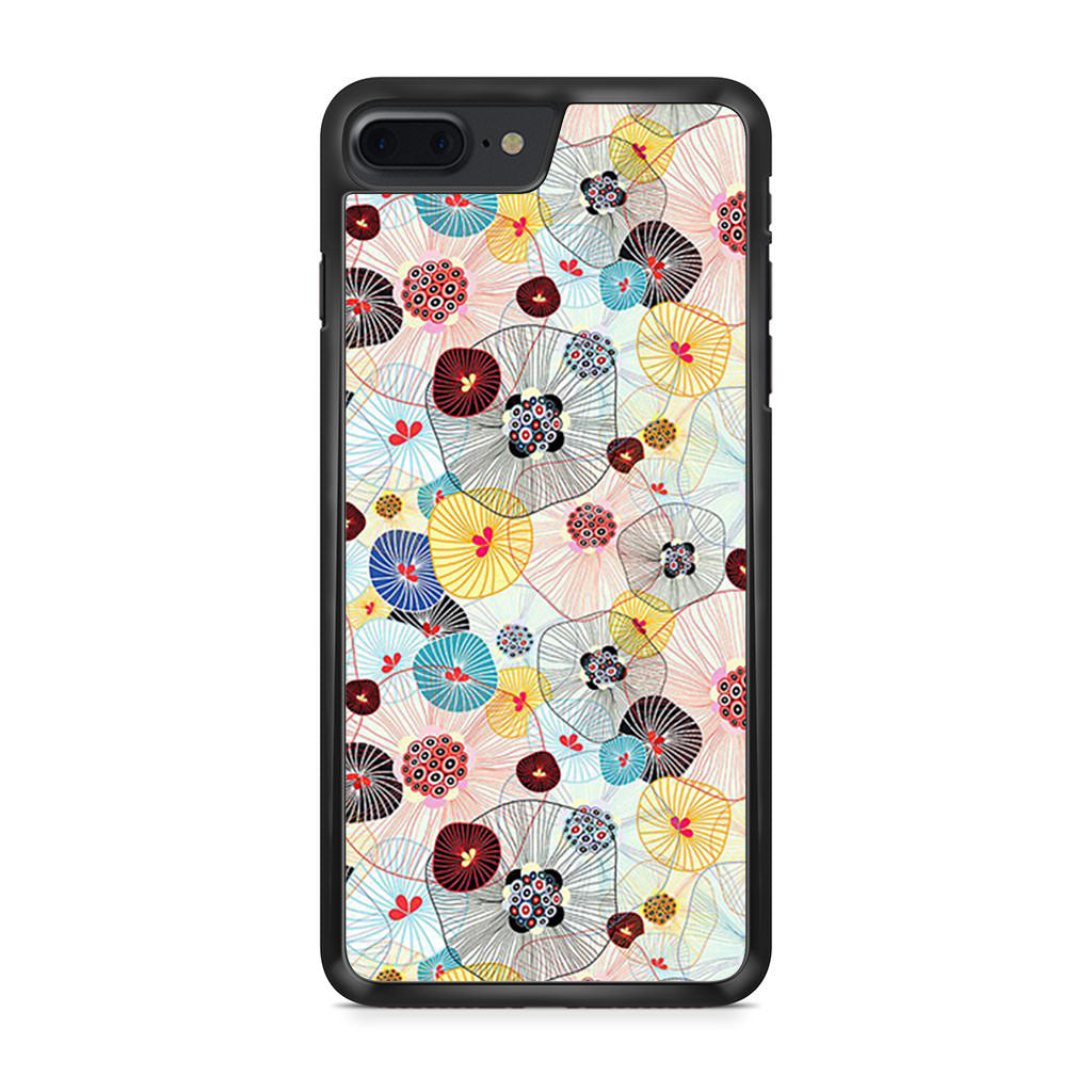 Abstract Cells iPhone 7 Plus case